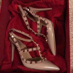 Valentino spiked heels